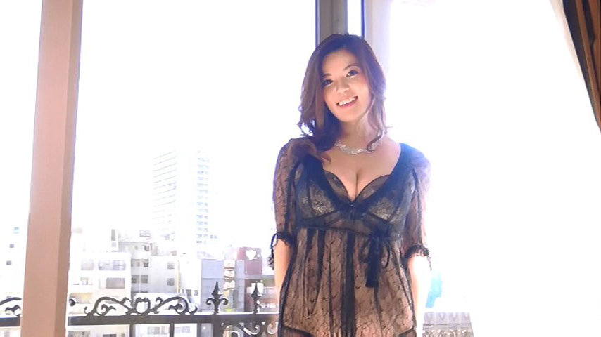 鈴木ミレイ(29)銀座の現役ママの爆乳ヌードグラビア画像50枚・11枚目の画像