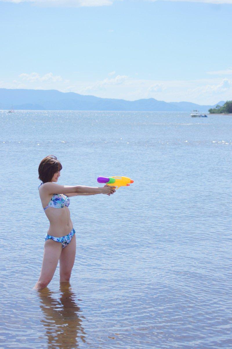 奥山かずさ(23)スーパー戦隊新ヒロインの水着グラビア画像44枚・14枚目の画像