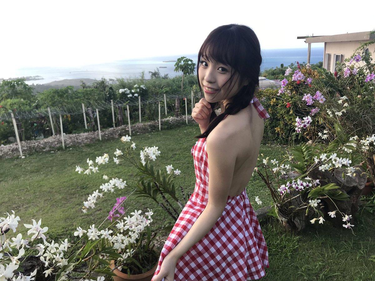 池田優花(17)の初水着グラビアが抜けるエロ画像30枚・28枚目の画像