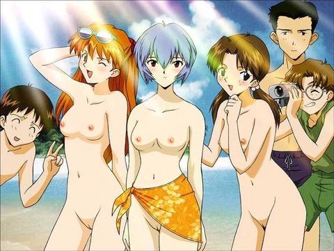 複数の女の子が全裸になってるwww★2次元複数全裸エロ画像(`・ω・´)・40枚目の画像