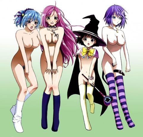 複数の女の子が全裸になってるwww★2次元複数全裸エロ画像(`・ω・´)・29枚目の画像