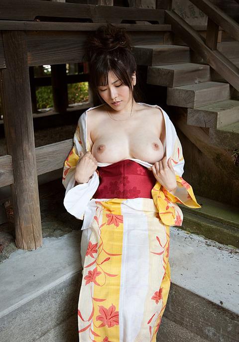 感激のKカップ★沖田杏梨エロ画像(`・ω・´)・10枚目の画像