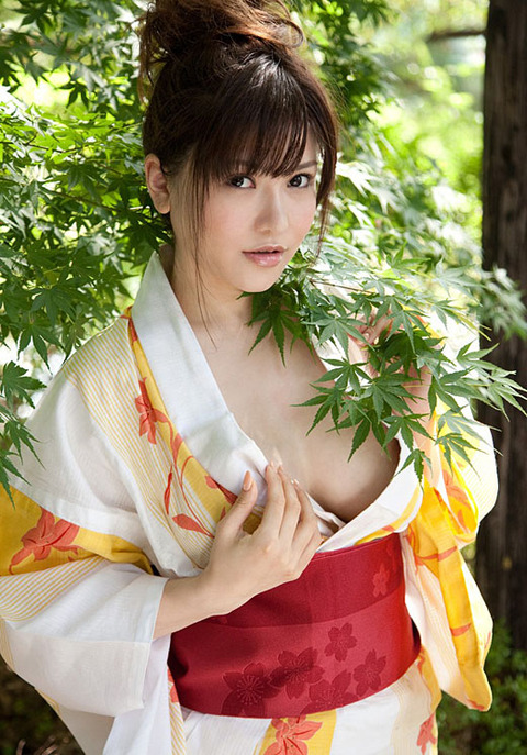 感激のKカップ★沖田杏梨エロ画像(`・ω・´)・8枚目の画像