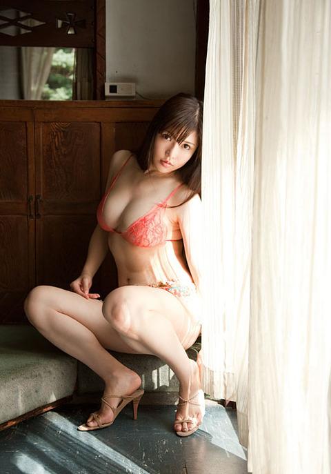 感激のKカップ★沖田杏梨エロ画像(`・ω・´)・18枚目の画像