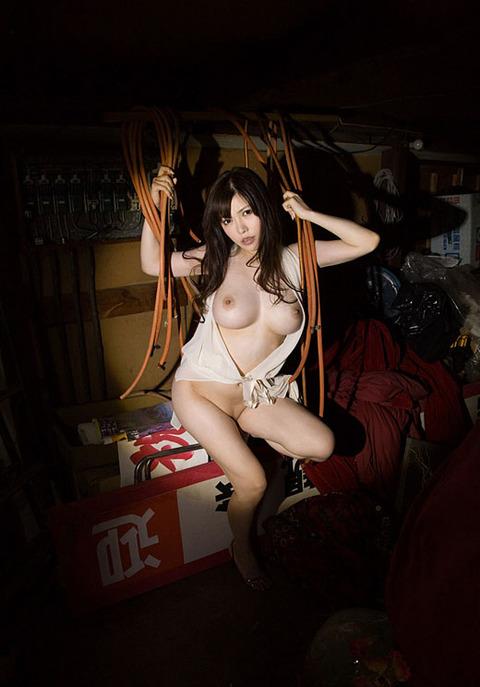 感激のKカップ★沖田杏梨エロ画像(`・ω・´)・5枚目の画像