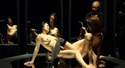 小向美奈子の吊るし上げ★AVに出る前の過激な貝合わせ・おっぱいエロ画像(`・ω・´)・7枚目の画像