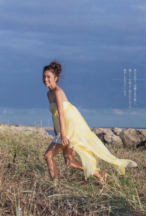 中村アンというモデルのパンチラとか超過激な水着wwww★中村アンエロ画像・11枚目の画像