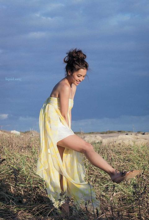 中村アンというモデルのパンチラとか超過激な水着wwww★中村アンエロ画像・7枚目の画像