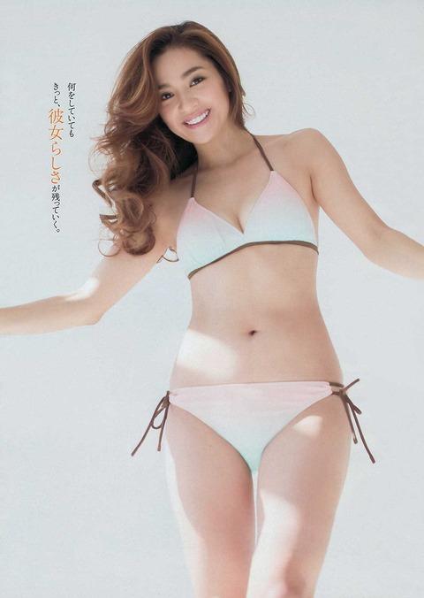 中村アンというモデルのパンチラとか超過激な水着wwww★中村アンエロ画像・30枚目の画像