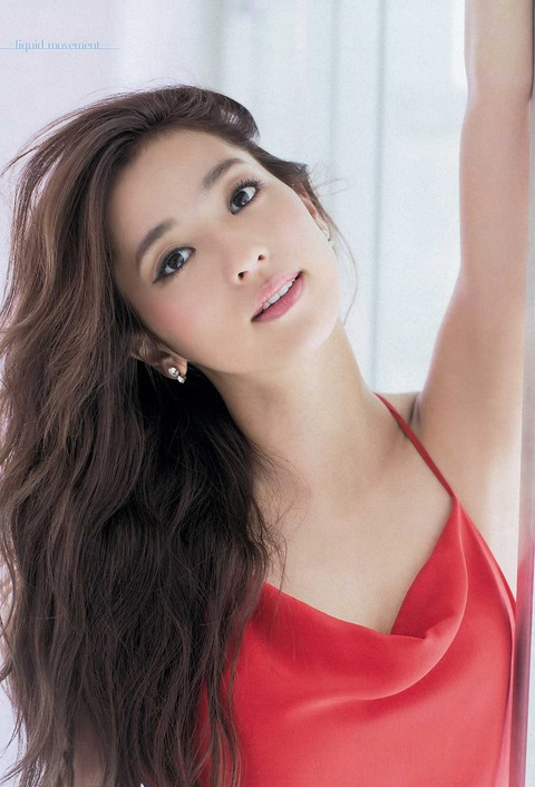 中村アンというモデルのパンチラとか超過激な水着wwww★中村アンエロ画像・2枚目の画像