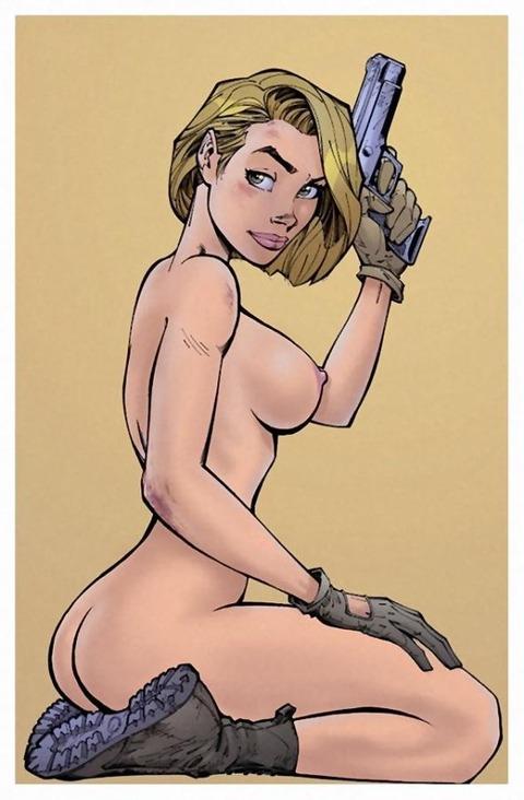 全裸の女って嫌いな奴いるの?って事で★2次元全裸エロ画像・6枚目の画像
