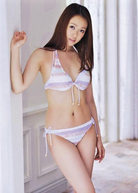 元AKBがまた脱いだwwwwww★AKB48三期生米沢瑠美のヘアヌード画像・2枚目の画像