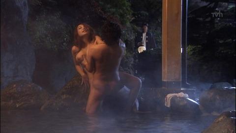テレ東の湯けむりスナイパーとかいうドラマがエロシーンをふんだんに使って視聴率を取ってたwwww・20枚目の画像