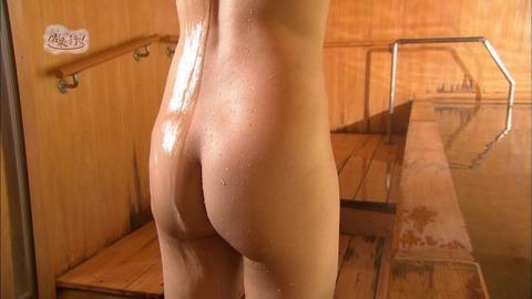 菅原あさひとかいうグラドルが全裸入浴をTVで公開wwww★もっと温泉に行こうエロ画像・13枚目の画像