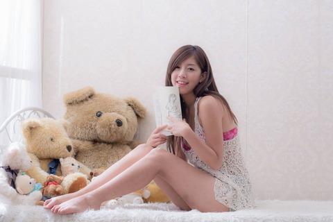 流出画像★台湾の美人モデルの全裸で入浴自画撮りがネットにwww★Nono_辜莞允エロ画像・31枚目の画像