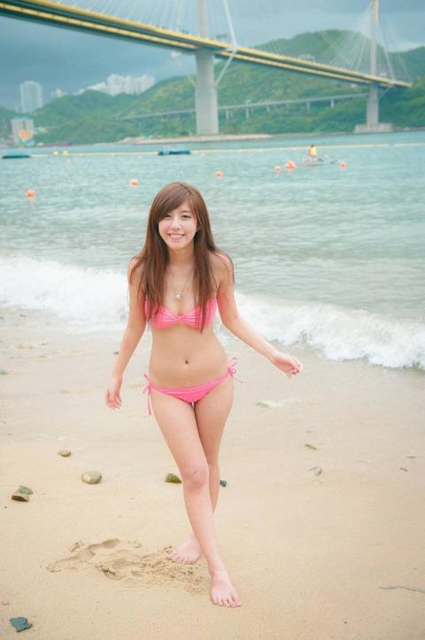 流出画像★台湾の美人モデルの全裸で入浴自画撮りがネットにwww★Nono_辜莞允エロ画像・2枚目の画像