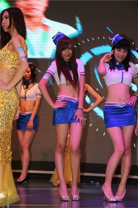 台湾人の下着モデルやキャンギャルの子がエロすぎて瞬殺おっき必至wwwww★台湾人エロ画像・6枚目の画像