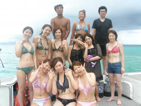 ビキニギャルの夏の思い出写真wwww★素人水着エロ画像・38枚目の画像