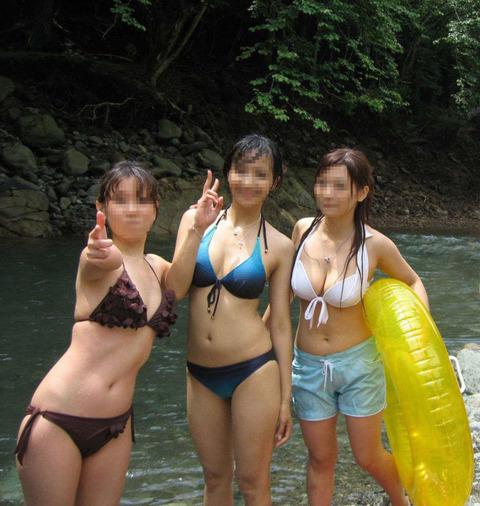 ビキニギャルの夏の思い出写真wwww★素人水着エロ画像・42枚目の画像