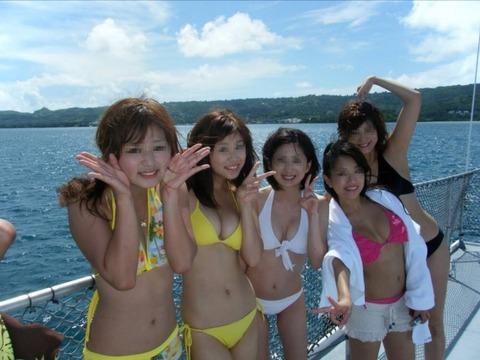 ビキニギャルの夏の思い出写真wwww★素人水着エロ画像・39枚目の画像