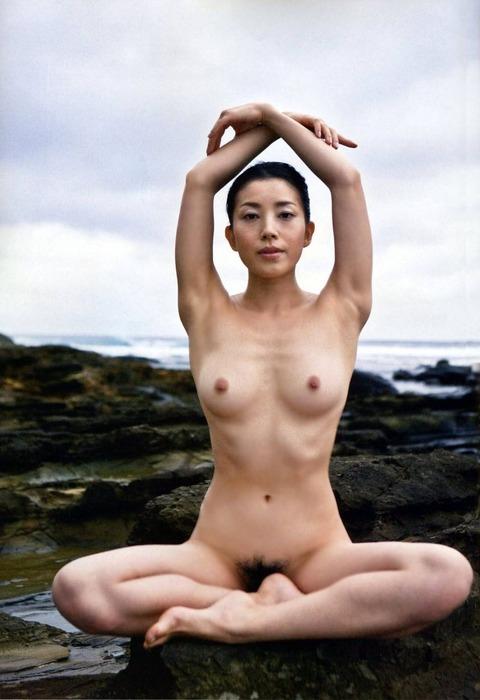 【嘉門洋子】Eカップ惜しげもなく…フルヌード!!33歳で衝撃AVデビューはびびったよねw 嘉門洋子のヘアヌード画像・5枚目の画像