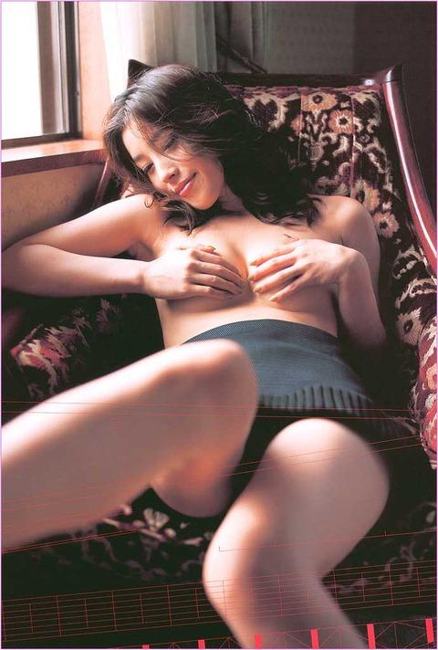 【嘉門洋子】Eカップ惜しげもなく…フルヌード!!33歳で衝撃AVデビューはびびったよねw 嘉門洋子のヘアヌード画像・34枚目の画像