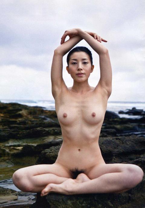 【嘉門洋子】Eカップ惜しげもなく…フルヌード!!33歳で衝撃AVデビューはびびったよねw 嘉門洋子のヘアヌード画像・14枚目の画像