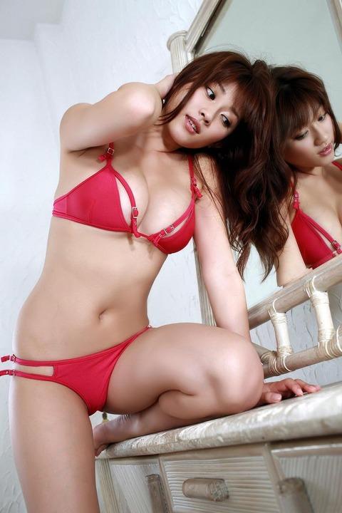 【Gカップ】原幹恵が過激度がエラい事になってるぞw Gカップアイドル原幹恵のグラビア画像・17枚目の画像