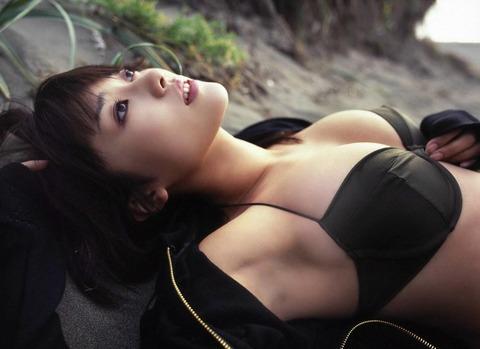 【Gカップ】原幹恵が過激度がエラい事になってるぞw Gカップアイドル原幹恵のグラビア画像・19枚目の画像
