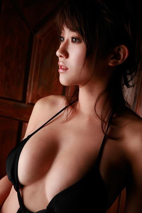 【Gカップ】原幹恵が過激度がエラい事になってるぞw Gカップアイドル原幹恵のグラビア画像・12枚目の画像