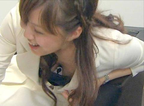芸能人・女子アナ・歌手のtkbまで露出しちゃったハプニング画像wwww★芸能お宝エロ画像・28枚目の画像