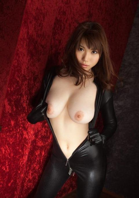女捜査官のライダースーツと鉄砲の組み合わせが地味に良いwwww★捜査官エロ画像・3枚目の画像
