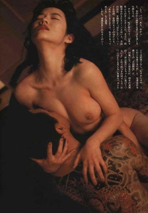 七瀬なつみの生おっぱいとセックスシーン、おまけにヌード画像★芸能お宝エロ画像・12枚目の画像