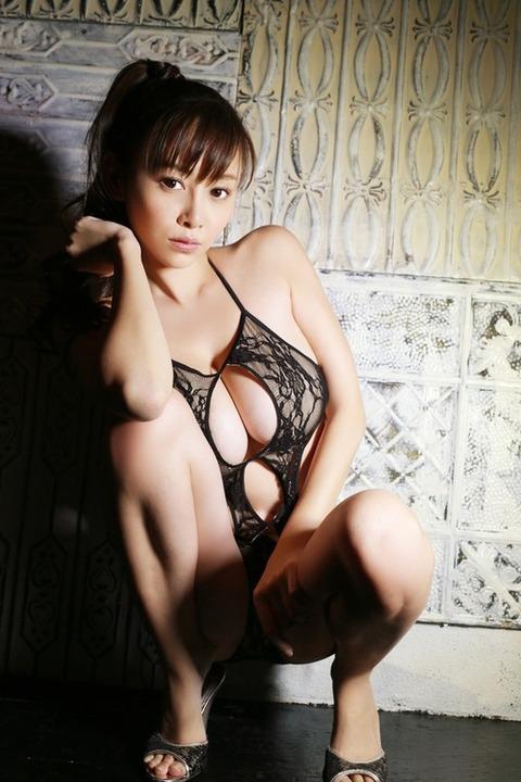 2014年俺の中の乳部門No①のグラドルwwww★杉原杏璃エロ画像・31枚目の画像