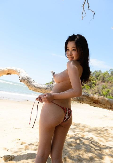 北海道が生んだネットリセックスがお上手なFカップAV女優★美里有紗エロ画像・41枚目の画像