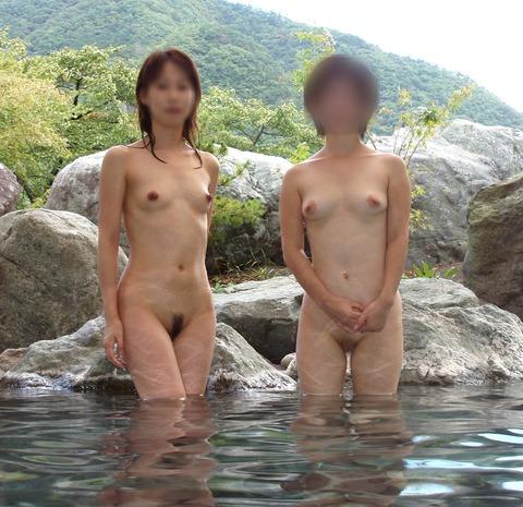 混浴・女風呂・露天風呂ですっぽんぽんになってる女の子のエロ画像★|2014年プレイバック記事・16枚目の画像