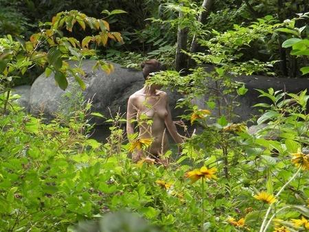 混浴・女風呂・露天風呂ですっぽんぽんになってる女の子のエロ画像★|2014年プレイバック記事・35枚目の画像