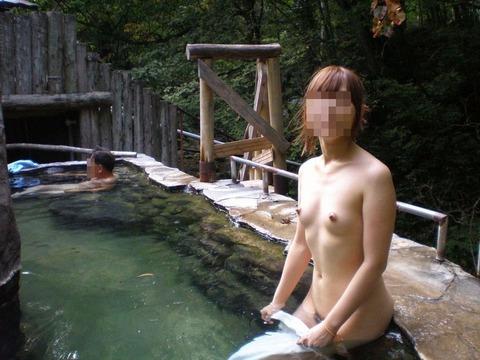混浴・女風呂・露天風呂ですっぽんぽんになってる女の子のエロ画像★|2014年プレイバック記事・34枚目の画像