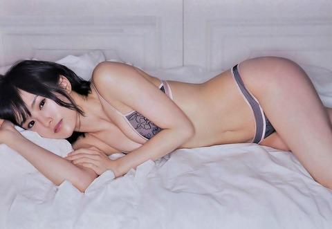 NMBの私服がダサい山本クンの過激な水着姿がエロかったwwwww★山本彩エロ画像・41枚目の画像