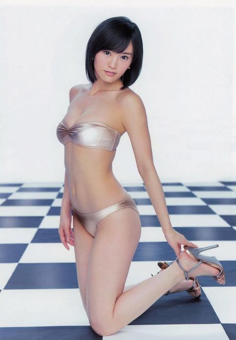 NMBの私服がダサい山本クンの過激な水着姿がエロかったwwwww★山本彩エロ画像・17枚目の画像