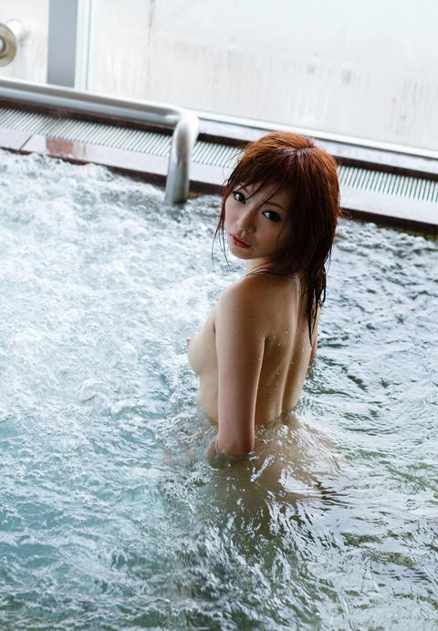 MIYABIとかいうスレンダーなAV女優のお風呂★MIYABIエロ画像・28枚目の画像