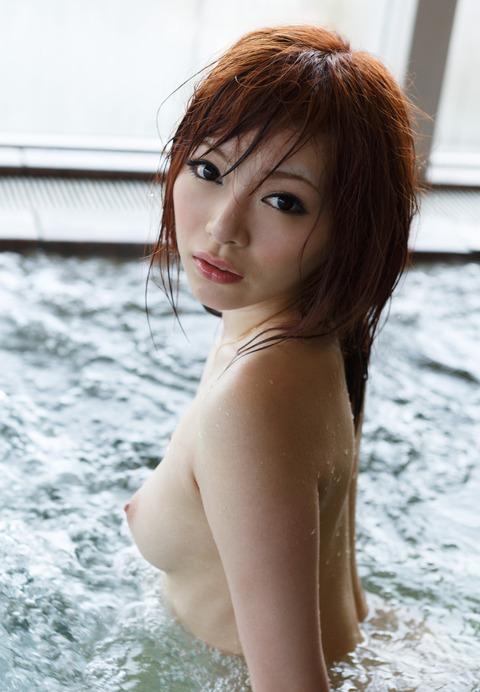 MIYABIとかいうスレンダーなAV女優のお風呂★MIYABIエロ画像・37枚目の画像