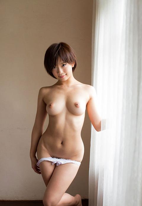 紗倉まなの全裸で誘惑★乳とマン毛のバランス良すぎwwwww★紗倉まなエロ画像・32枚目の画像