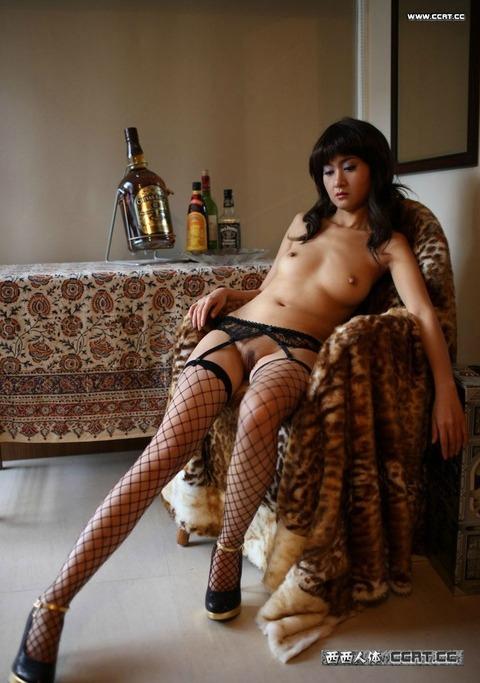 中国人のすっぽんぽん美女をご覧くださいwwwwww★外国人エロ画像・33枚目の画像