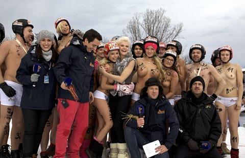 裸でソリ大会してる外国のPUNKSwwwwww★外国人エロ画像・47枚目の画像