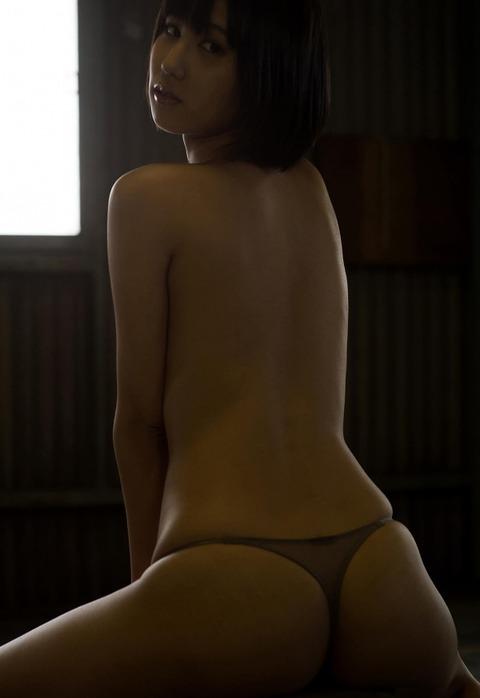 ショートカット美少女のあばら骨がエロいんだがwwwwww★湊莉久エロ画像・21枚目の画像