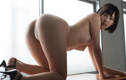ショートカット美少女のあばら骨がエロいんだがwwwwww★湊莉久エロ画像・37枚目の画像