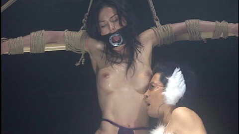 杉本姉さんが映画で魅せたハードなまんぐり返しやSMの画像まとめ★杉本彩エロ画像・33枚目の画像