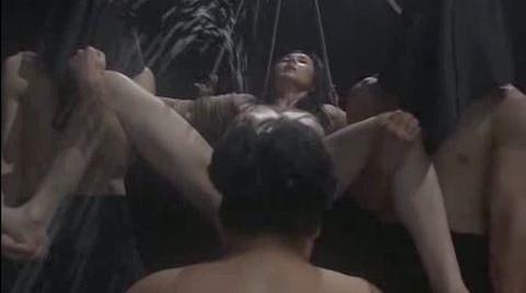 杉本姉さんが映画で魅せたハードなまんぐり返しやSMの画像まとめ★杉本彩エロ画像・26枚目の画像