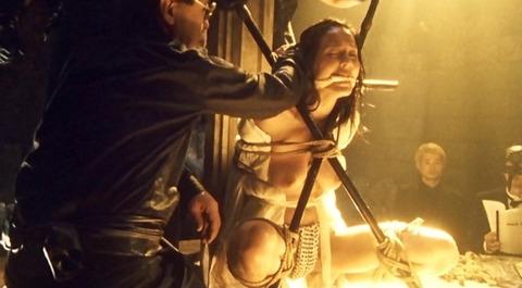 杉本姉さんが映画で魅せたハードなまんぐり返しやSMの画像まとめ★杉本彩エロ画像・24枚目の画像